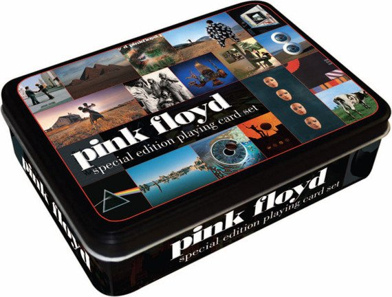 karty PINK FLOYD - DARK SIDE BOX