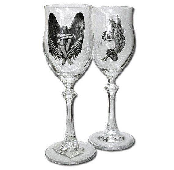 kieliszki do wina ENSLAVEND ANGEL (DT195965)