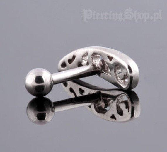 kolczyk piercing do ucha UPPER EAR TRIBAL [TIP-35]