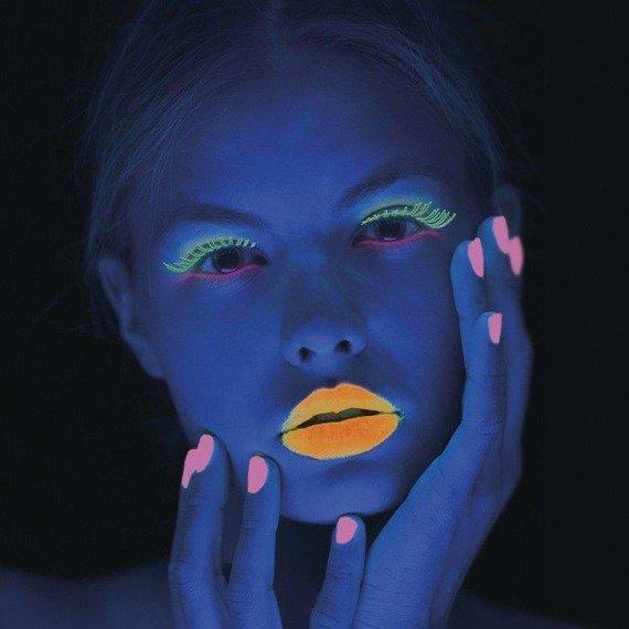 konturówka do oczu (eyeliner), kolor NEON PINK/ NEON RÓŻOWA