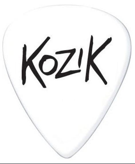 kostka gitarowa DUNLOP - FRANK KOZIK - KING OF ROCK