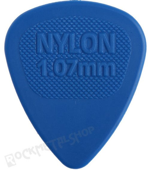 kostka gitarowa DUNLOP - NYLON MIDI 1,07mm