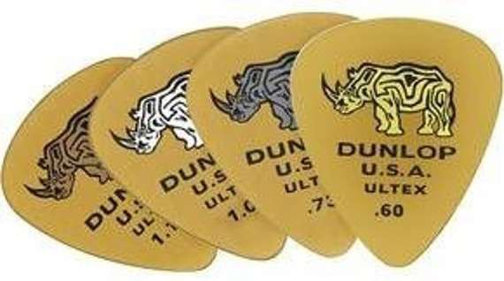 kostka gitarowa DUNLOP - ULTEX STANDARD PICKS