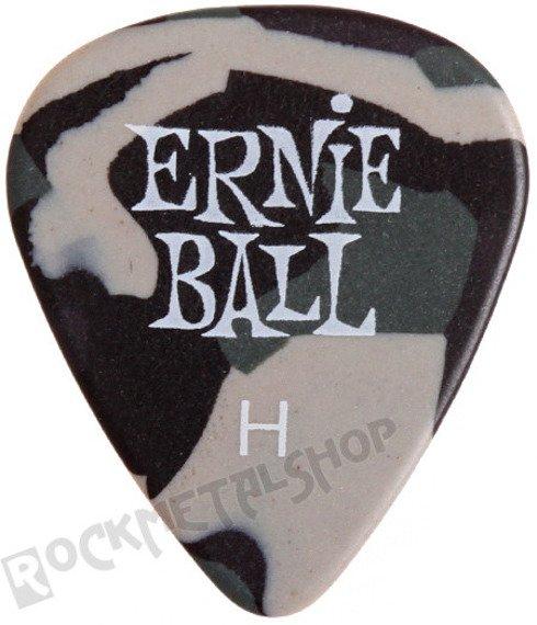 kostka gitarowa ERNIE BALL - CAMOUFLAGE 0,72mm