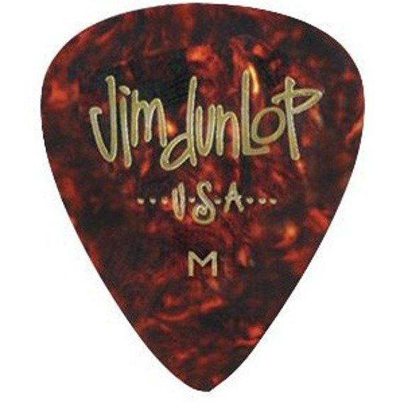 kostka gitarowa JIM DUNLOP - CELLULOID CLASSIC / PEARL (483R05)
