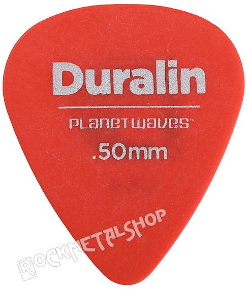 kostka gitarowa PLANET WAVES DURALIN 0.50mm