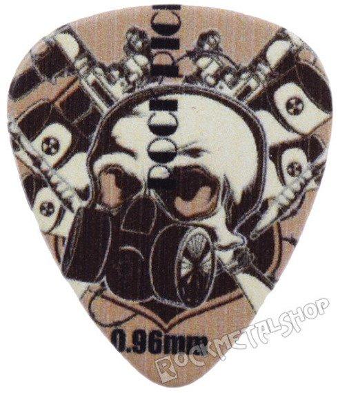 kostka gitarowa ROCK PICK - DUST MASK