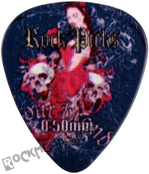 kostka gitarowa ROCK PICK -  LADY IN RED