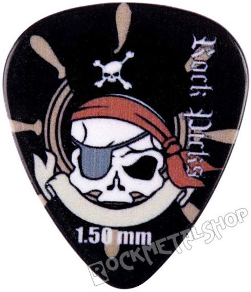 kostka gitarowa ROCK PICK - PIRATE