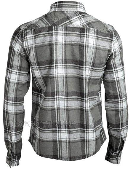 koszula CHECKSHIRT - OLIV