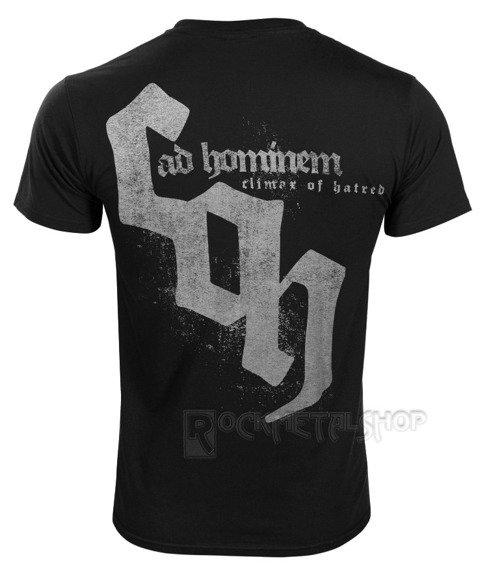 koszulka AD HOMINEM - CLIMAX OF HATRED