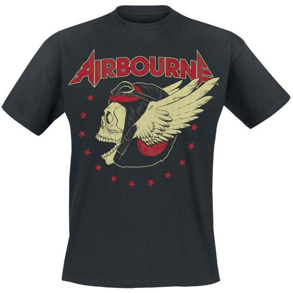 koszulka AIRBOURNE - PILOT FIGHTER