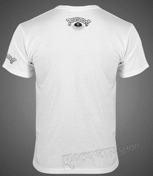 koszulka AMENOMEN - BAPHOMET (OMEN050KM WHITE)