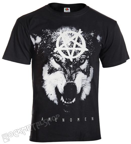 koszulka AMENOMEN - WOLFHEART (OMEN010KM)