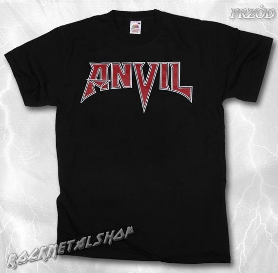 koszulka ANVIL - LOGO