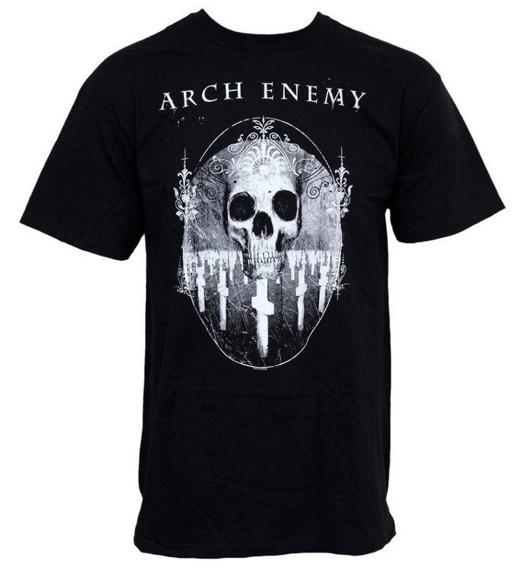 koszulka ARCH ENEMY - TOMBSTONE SKULL