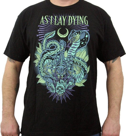 koszulka AS I LAY DYING - SNAKES
