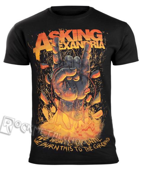koszulka ASKING ALEXANDRIA - METAL HANDS