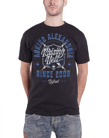 koszulka ASKING ALEXANDRIA - RAISING HELL