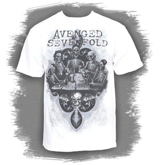 koszulka AVENGED SEVENFOLD - BOTTOMS UP