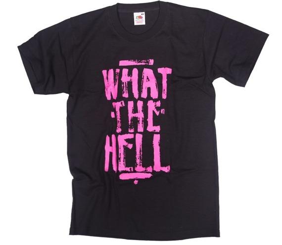 koszulka AVRIL LAVIGNE - WHAT THE HELL