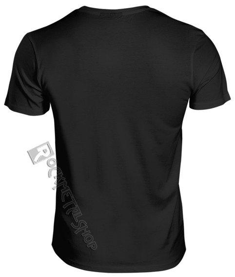 koszulka BATMAN ARKHAM CITY - BAD JOKER FACE czarna