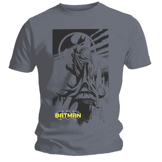 koszulka BATMAN - CROUCHING CITY