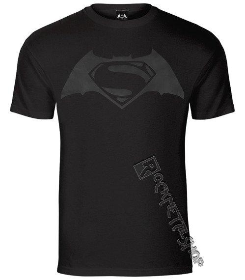 koszulka BATMAN V SUPERMAN: DAWN OF JUSTICE - BLACK ON BLACK