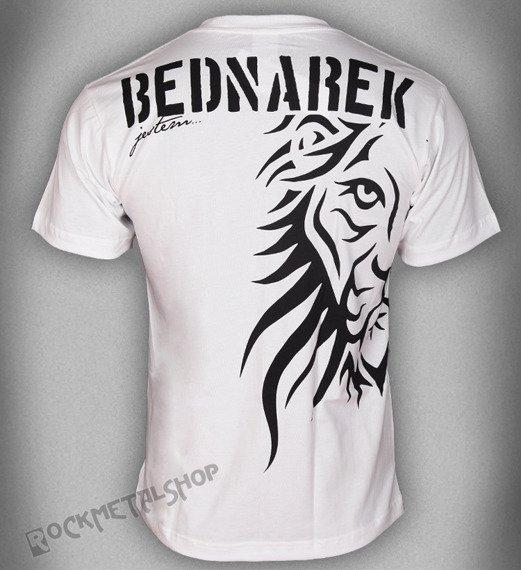 koszulka BEDNAREK - JESTEM biała