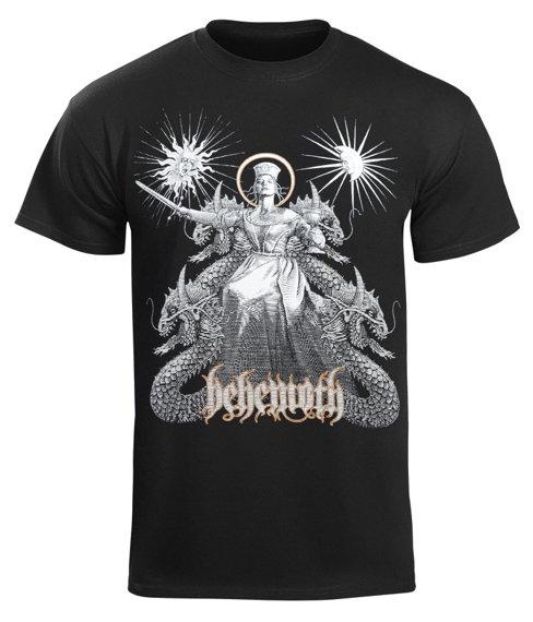 koszulka BEHEMOTH - EVANGELION