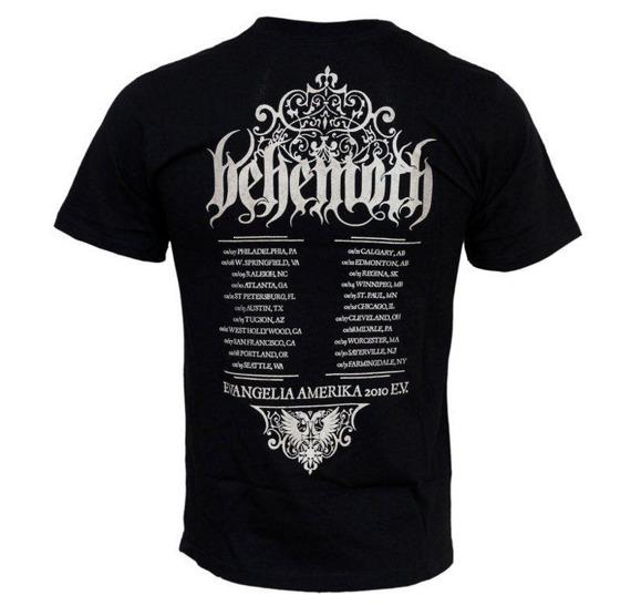 koszulka BEHEMOTH - PHOTO TOUR