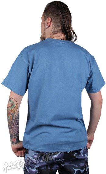 koszulka BLACK ICON - ICE MAN sky blue (MICON049BLU)