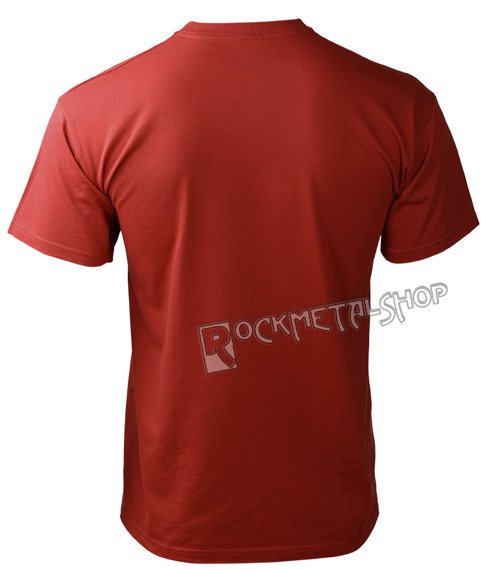 koszulka BLACK ICON - MONSTGREEN (MICON085 RED)