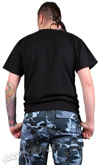 koszulka BLACK ICON - MY BRAIN MY SKULL (MICON054 BLACK)