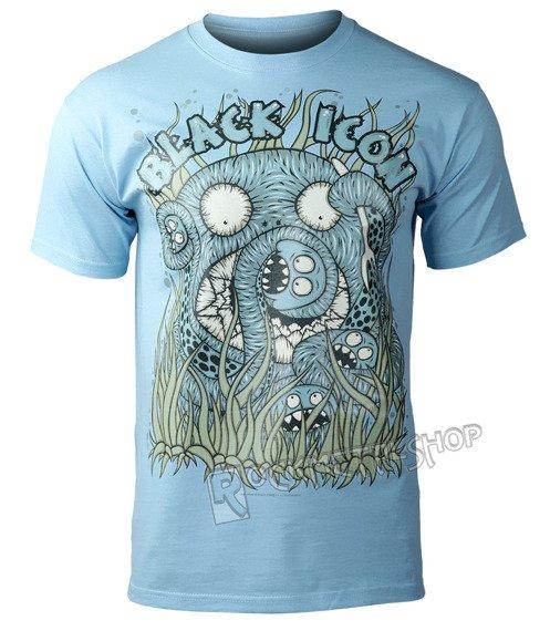 koszulka BLACK ICON - OCTOPUS jasnoniebieska (MICON083 SKY BLUE)