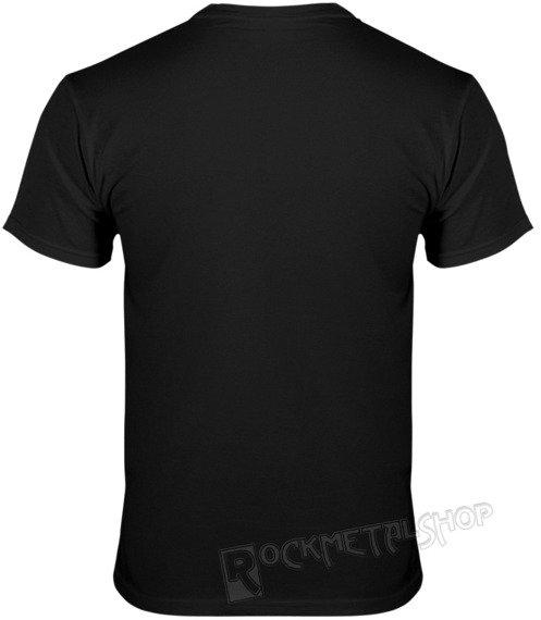 koszulka BLACK ICON - PUNK CAT (MICON112 BLACK)