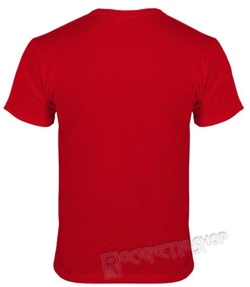 koszulka BLACK ICON - SEX, DRUGS... (MICON149 RED)