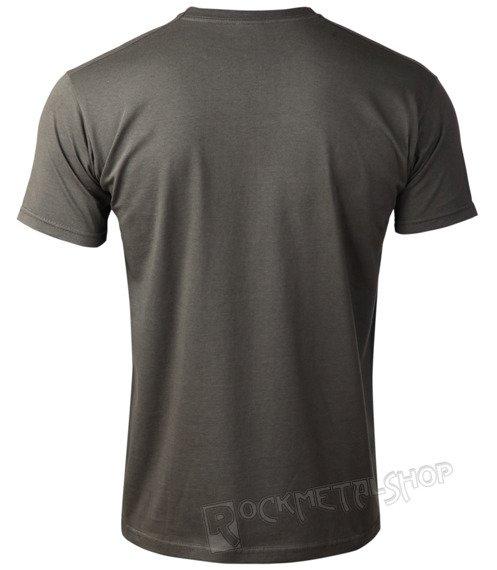koszulka BLACK ICON - SKATE SKULL (MICON035 LIGHT GRAPHITE)