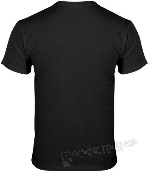 koszulka BLACK ICON - SMURFS (MICON090 BLACK)