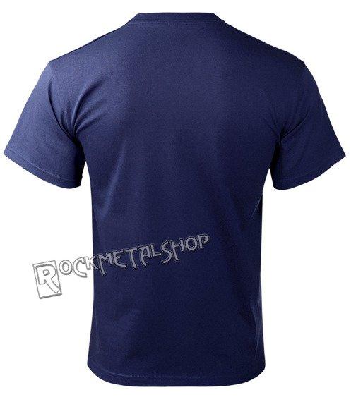 koszulka BLACK ICON - SMURFS (MICON090 STEEL BLUE)
