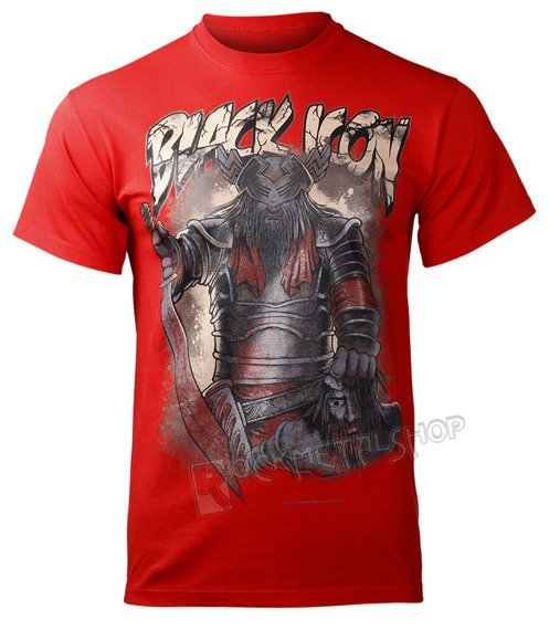 koszulka BLACK ICON - TRAITOR czerwona (MICON052RED)