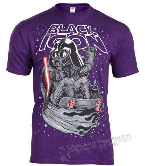 koszulka BLACK ICON - VADER (MICON134 VIOLET)