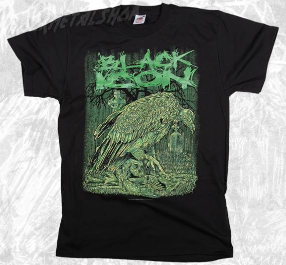 koszulka BLACK ICON - VULTURES (MICON040BLC)