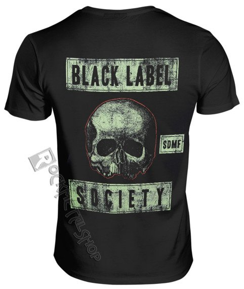 koszulka BLACK LABEL SOCIETY - DOOM TROOPER