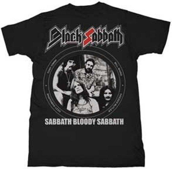 koszulka BLACK SABBATH - BLOODY SABBATH GROUP