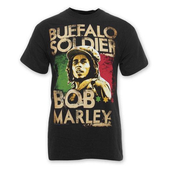 koszulka BOB MARLEY - BUFFALO SOLDIER