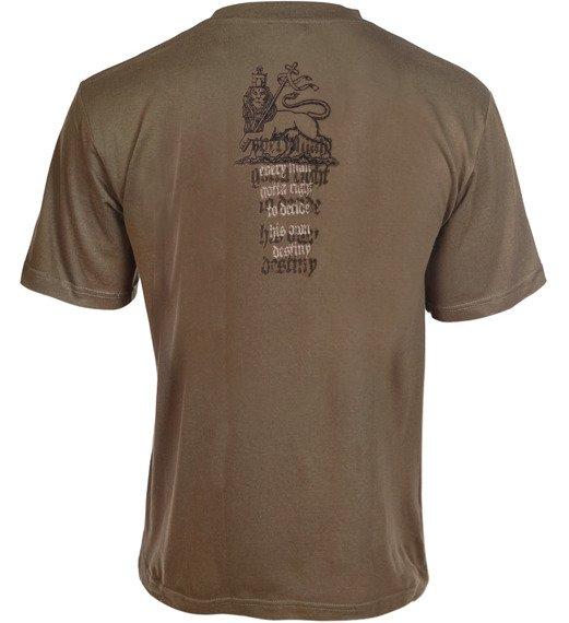 koszulka BOB MARLEY khaki