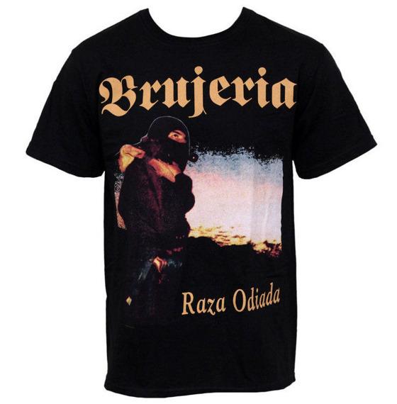 koszulka BRUJERIA - RAZA OBIADA