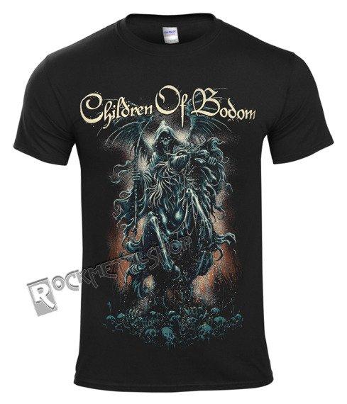 koszulka CHILDREN OF BODOM - HORSEMAN