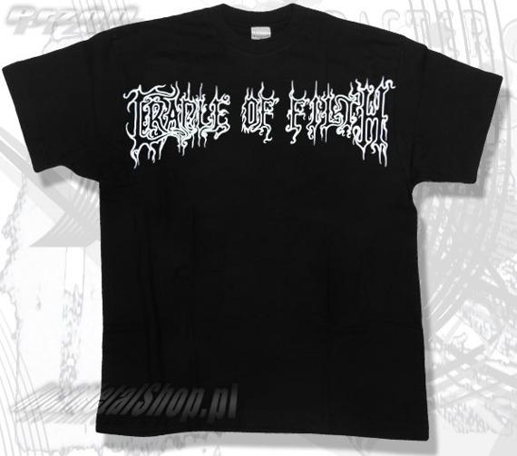 koszulka CRADLE OF FILTH - LOGO